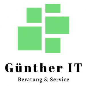 Logo Website Günther IT